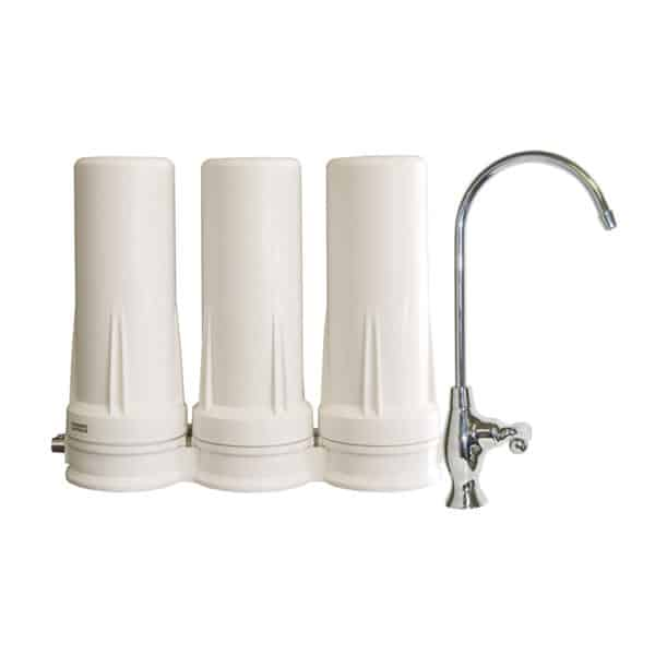 3 Filter Water Filtration System