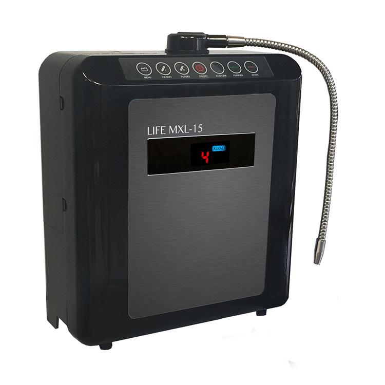 Life Ionizer Mxl 15 Alkaline Water Ionizer Hydrogen Machine
