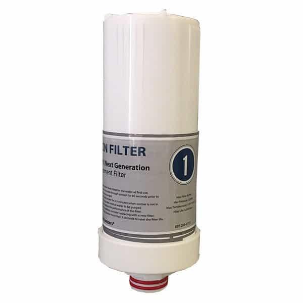 Life MXL Series Internal Filter 1