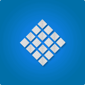 XL Matrix Grid Icon