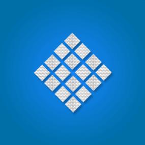 XL Matrix Grid Icon