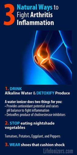 3 Natural Ways to Fight Arthritis