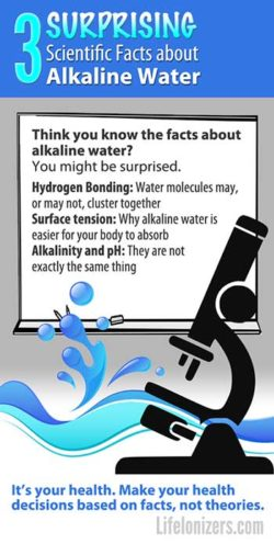 Alkaline Water Facts Are More Interesting Than the Myths