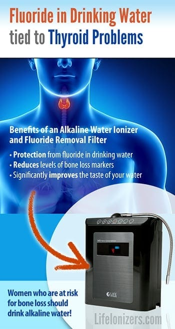 Fluoride in Drinking Water Tied to Thyroid Issues