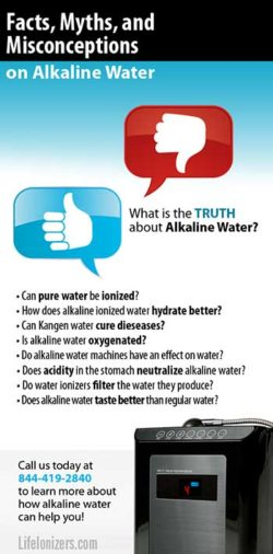 Facts, Myths, and Misconceptions About Alkaline Water