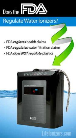 Why the FDA Doesnt Regulate Water Ionizers