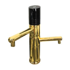 Golden Undercounter Faucet