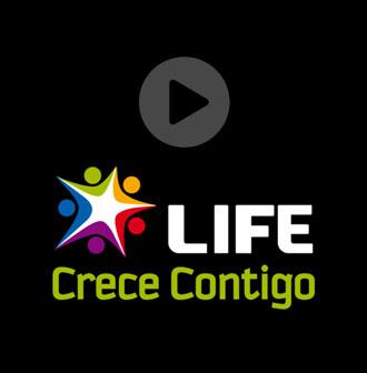 Spot life Crece Conitgo