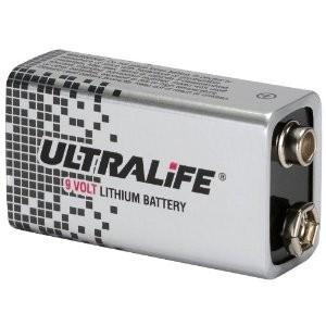 Lithium 9V