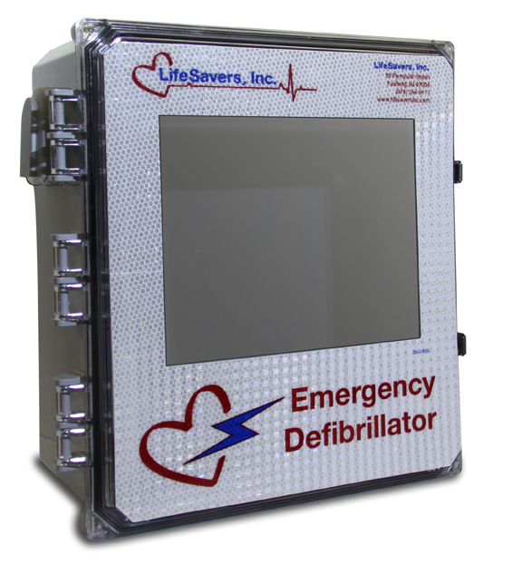 Merveilleux Outdoor AED Cabinet With Alarm