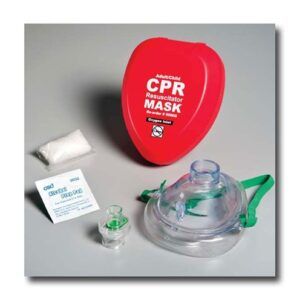 eef56b56995a Adult Child CPR Mask W Hard Case FAK-5000-G