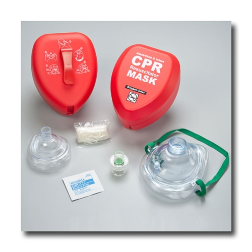 a05f5f622cf9 Instructor Special  Adult   Child   Infant CPR Mask w  Hard Case ...