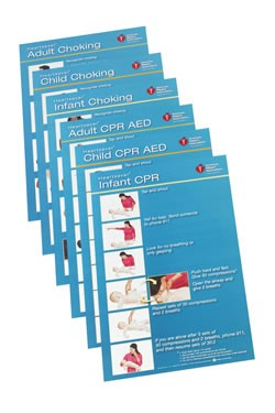 American Heart Association Posters