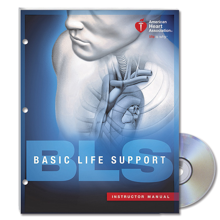 2015 Bls For Healthcare Provider Instructor Manual Lifesavers Inc