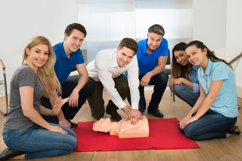 Image result for teacher cpr training