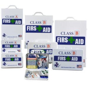 2015 ANSI OSHA First Aid Kits
