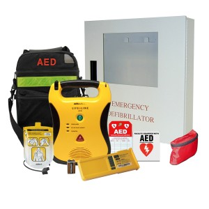 LifeLine AED Small Business Package