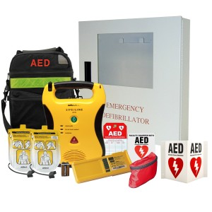 Lifeline AED corporate pack