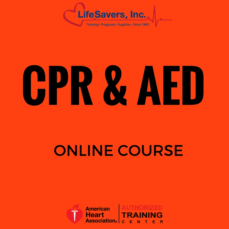 Heartsaver Cpr Aed Online Course Lifesavers Inc