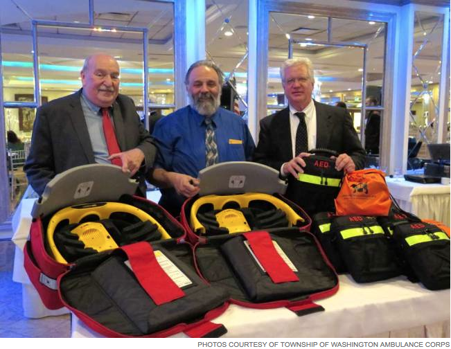 The Market Leader in Innovation: Lifesavers, Inc. Delivers The First Hands Free AEDs to their Community