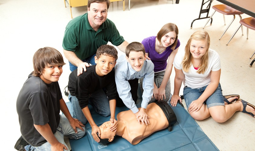 Over 1,500,000 High School Students will learn CPR to Graduate