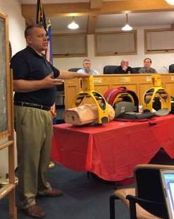 Community Fundraising Nets Town 10 New AED/CPR  Devices