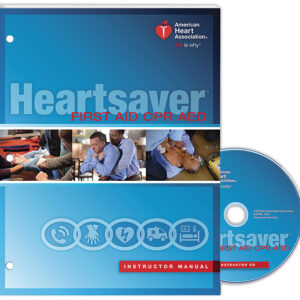 2015 Heartsaver Instructor Manual b 15-1023