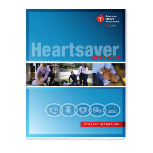 Heartsaver CPR AED Student Workbook 15-1020