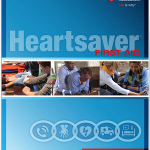 Heartsaver First Aid Student Workbook 15-1021
