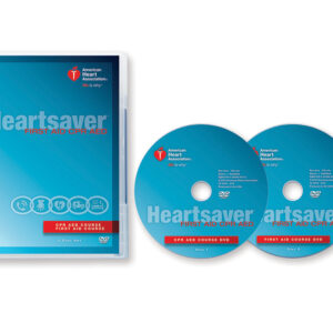 Heartsaver Instructor DVD 15-1019