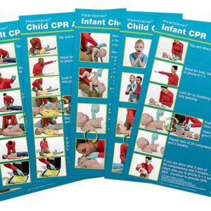 15-1030 Heartsaver Poster Pack