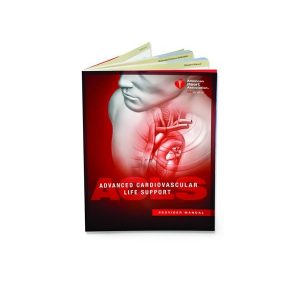 15-1005 ACLS Provider manual