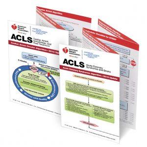 15-1007 ACLS Pocket Reference Set