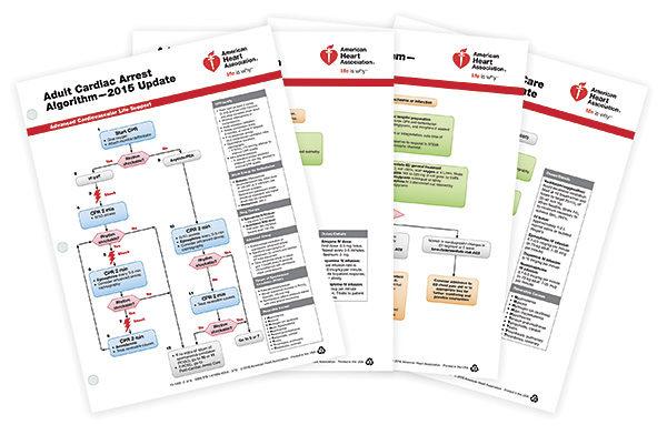 ACLS Emergency Crash Cart Cards 2015 | LifeSavers, Inc.