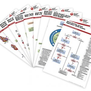 15-1042 ACLS Poster Set