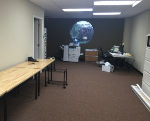 Expanded offices