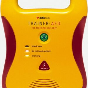 Defibtech Trainer AED & Accessories