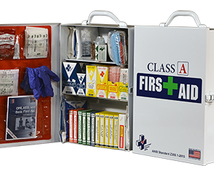 First Aid Cabinet Class-A-K615-021-023