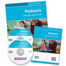 ASHI Pediatric CPR and First Aid Instructor Package PKGPED-15