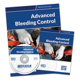 Bleeding Control Instructor Package