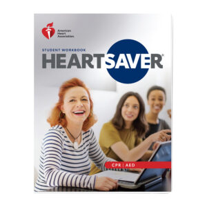 2020 Heartsaver CPR AED Student Manual 20-1129