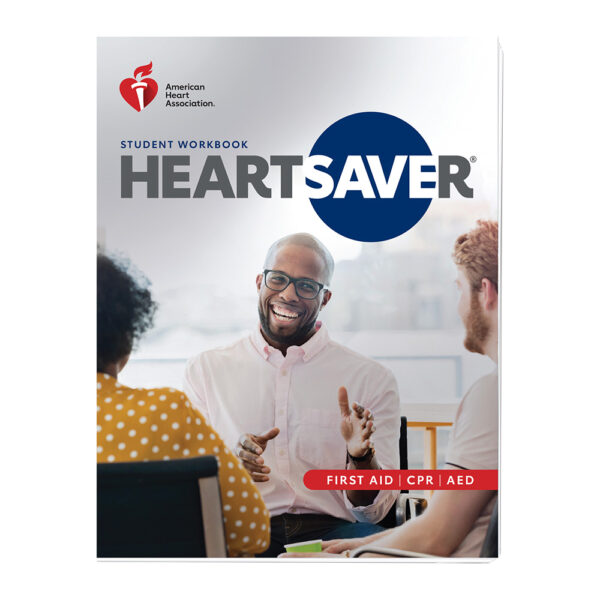 Heartsaver First Aid CPR AED Student Manual 20-1126