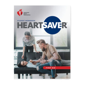 2020 Heartsaver First Aid Student Manual 20-1128