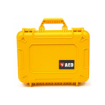 HeartSine AED Pelican yellow case with insert
