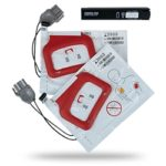LIFEPAK CR Plus Replacement Kit for Charge-Pak 2 sets of electrodes