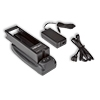 Battery charger for the LIFEPAK 1000 (must be used with rechargeable battery