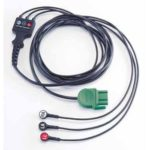 3-Wire ECG Cable