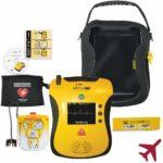 Lifeline PRO AED FAAcompliant Package: DCF-A2413EN (DDU-2400 Lifeline PRO, US, English, DBP-2013, DDP-2001, Op Guide, CDROM