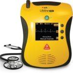 Lifeline PRO AED Standard Package: DCF-A2410EN (DDU-2400 Lifeline PRO, US, English, DBP-2003, DDP-2001, Op Guide, CD-ROM)