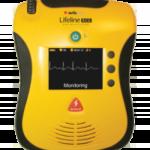 Lifeline ECG AED Standard Package: DCF-A2460EN (DDU-2450 Lifeline ECG, US, English, DBP-2003, DDP-2001, Op Guide, CD-ROM)